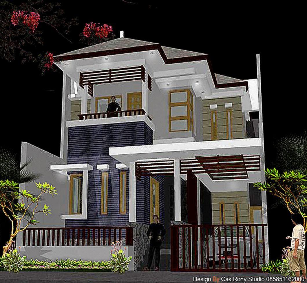 Foto Desain Rumah Minimalis Modern  Gallery Taman Minimalis