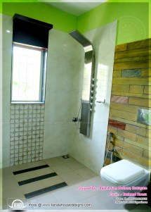 Kerala House Interior Bathroom Designs
