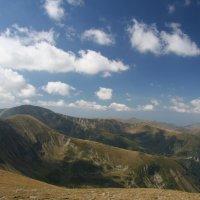 Tura de vară (Munţii Oslea - Munţii Retezat - Munţii Godeanu - Munţii Ţarcu)