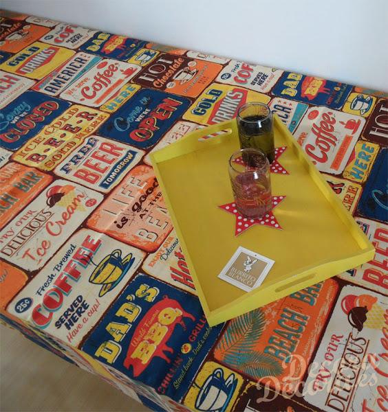Mantel de mesa
