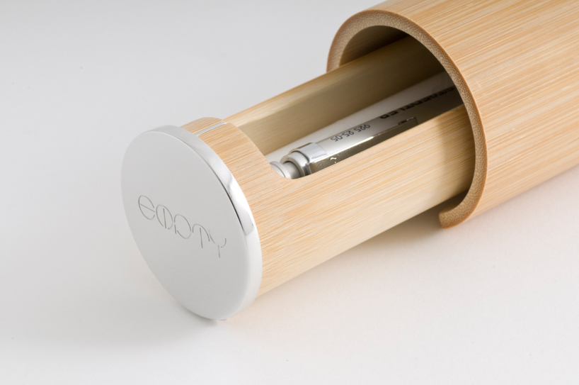 *empty bamboo竹製文具:傳承古老建材元素! 3