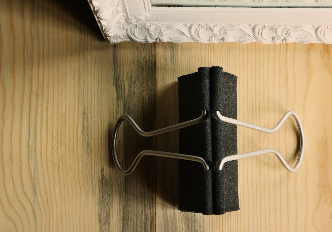 # Clip Bag長尾夾手提包:辦公文具與你形影不離! 2