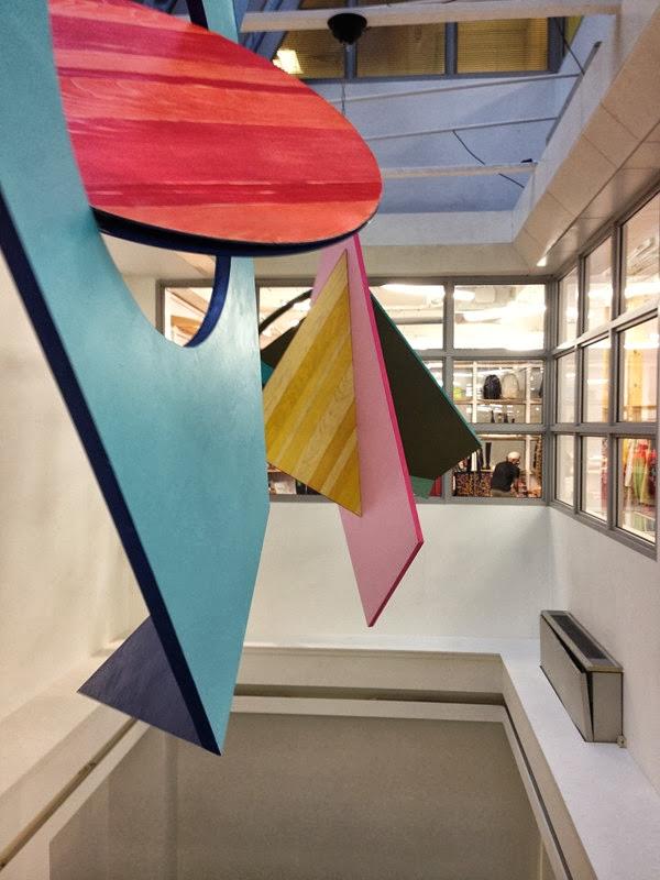 *ROBERT STOREY:透過創作傳達充滿豐富想像力的幾何藝術! 3