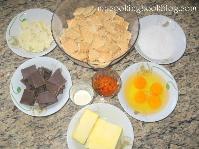 Дукиса (Шоколадова Бисквитена Торта) за възрастни