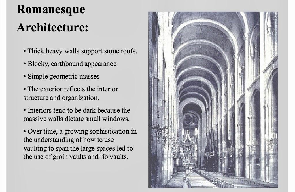 77+ Gothic Architecture Characteristics  Gothic