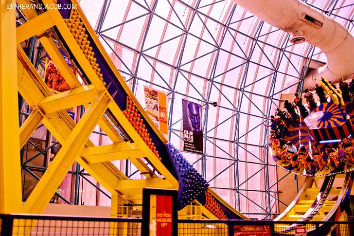 Circus Circus Las Vegas Adventuredome | Las Vegas Theme Parks.