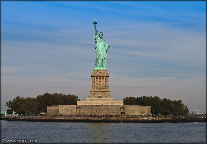 Америка 2.0 / День какой-то / Нью Йорк - Вокруг Манхэттэна