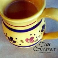 Chai Coffee Creamer