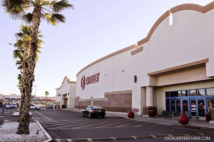 Show Me Around Your Neighborhood - Las Vegas Shopping Center.