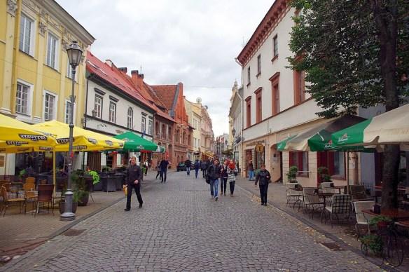 Calle Pilies, Vilna, Vilnius