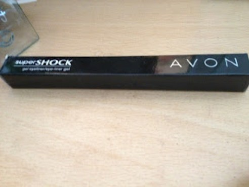 avon supershock gel eyeliner review