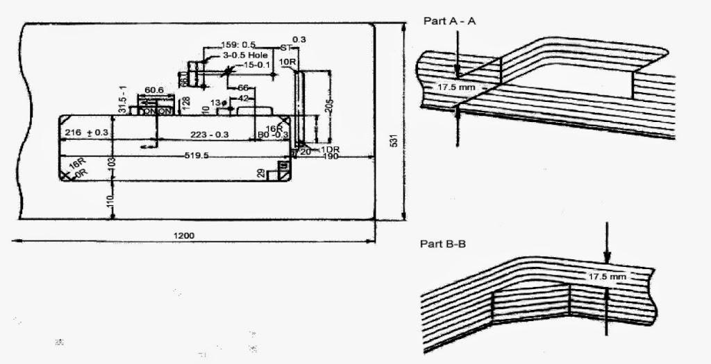 Black Walnut Table w/ brazed steel legs for a Industrial