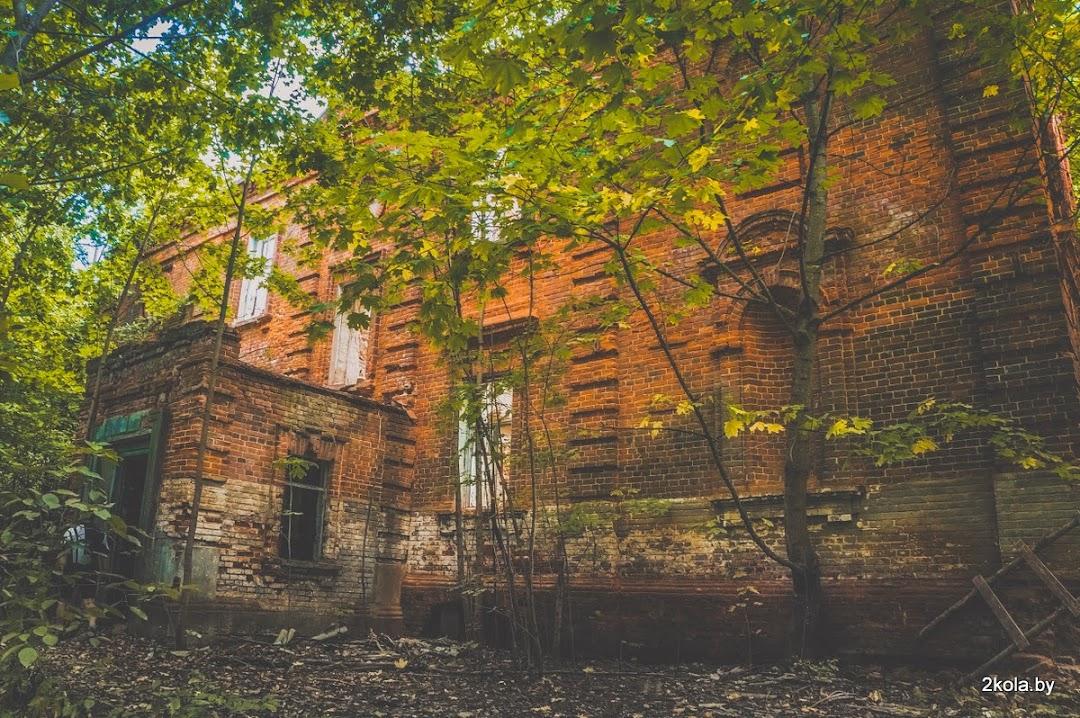 Дворец Ваньковичей в д. Рудаков