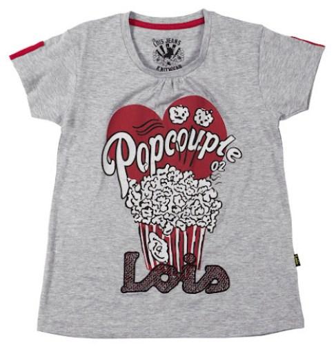 ropa-camiseta-niña-Lois-Kids-nueva-coleccion-verano