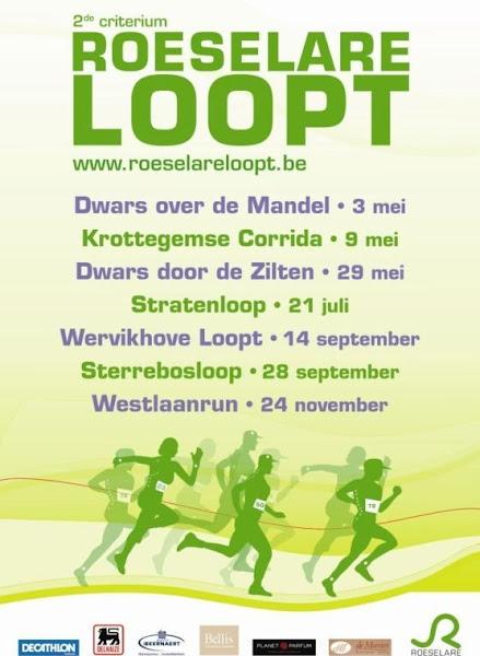 Roeselare Loopt 2013
