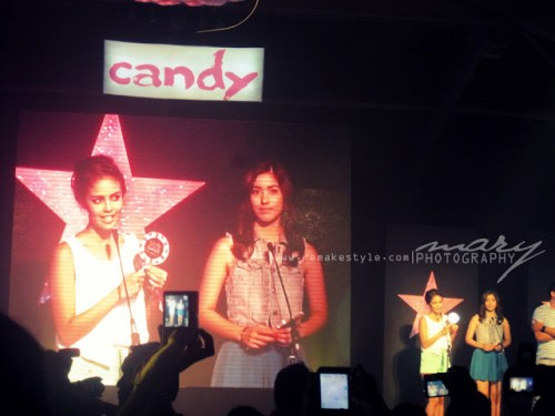 Candy Style Awards 2012 - Rockwell Tent, Makati City - May 4, 2012 - Lauren Young and Megan Young
