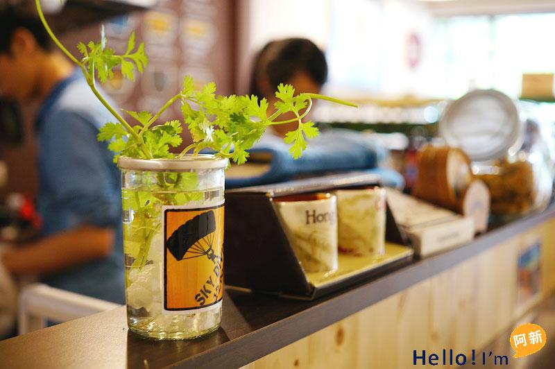 台中旅人咖啡館