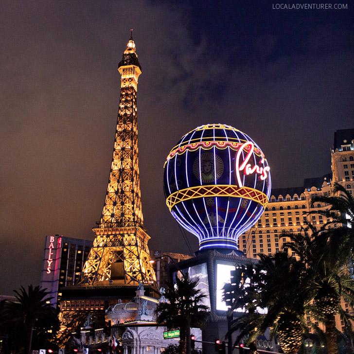 Eiffel Tower Las Vegas (25 Free Things to Do in Las Vegas).