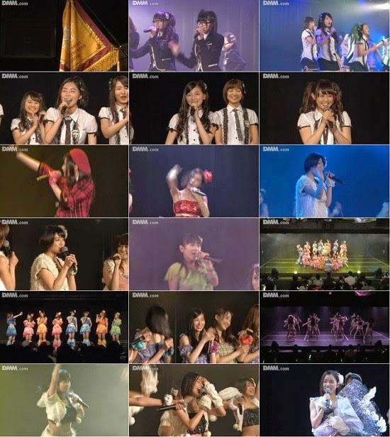 """(LIVE)(公演) SKE48 チームS """"制服の芽"""" 松井珠理奈の生誕祭 150308"""