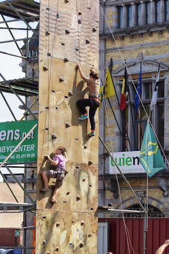 muurklimmen - sportmarkt Roeselare
