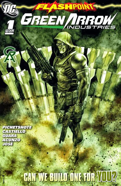 dc flashpoint green arrow