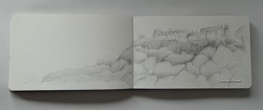 Desenhos de Viagem 4 (1/6)