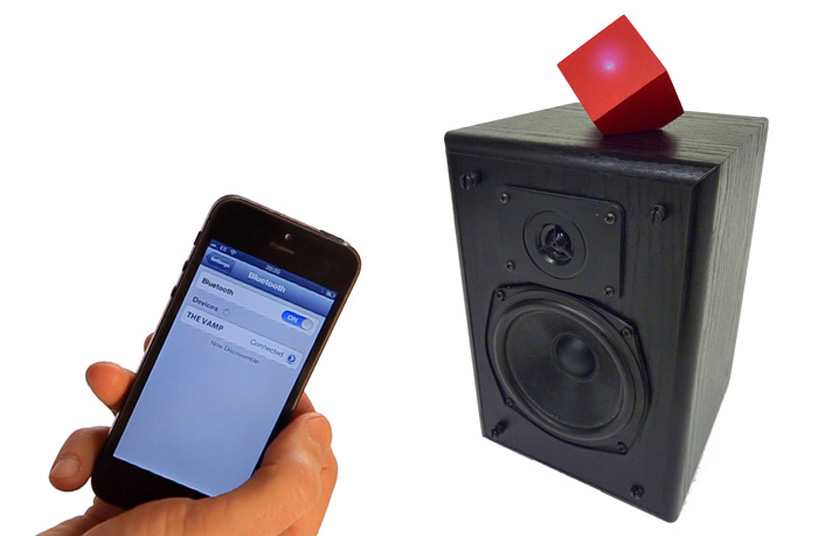 *The Vamp:智慧型攜帶式音響控制器! 4
