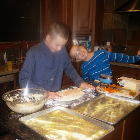 kids can cook dinner