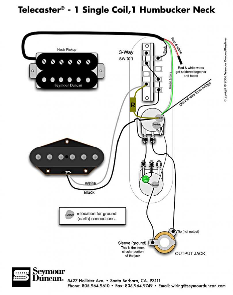 medium resolution of tele wiring hb neck sc bridge guitar discussions on thefretboard bluesboy wiring diagram