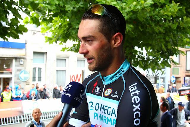 Guillaume Van Keirsbulck bij WTV