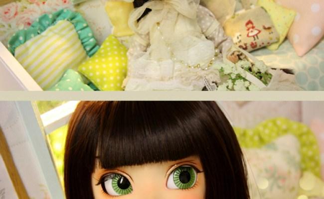 Custom Pullip Doll Emilia Mint By Nerea Pozo Jun