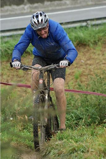 Mountainbiken tijdens West-Vlaanderens Mooiste