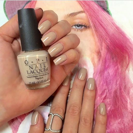 Esmaltes Nude mais bonitos - Camila Coelho