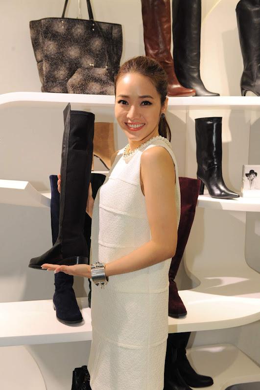 *STUART WEITZMAN好萊塢女星御用「紅地毯女鞋」:首次進駐台北! 5