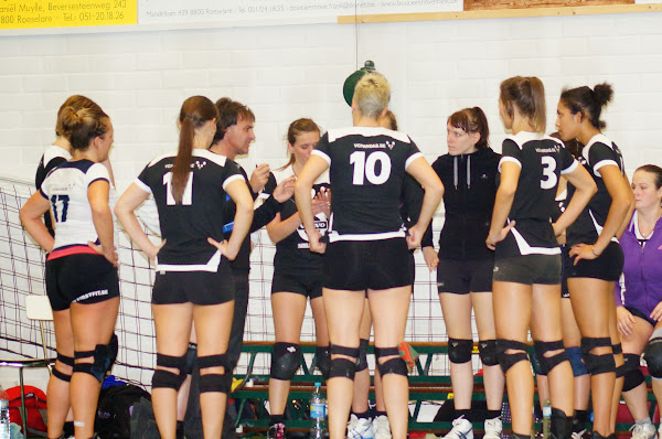VC Panda's Lokeren volleybalteam dames