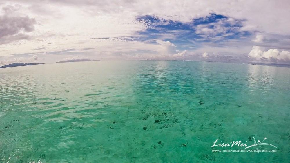 Bora Bora: Swimming With Sharks! (1/6)