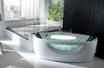 23 Latest Cool Bathtub Designs