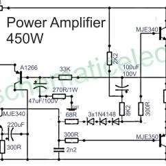 2000w Power Amplifier Circuit Diagram Folding Origami Box Module Wiring High Audio Schematic Datahigh Data Detailed