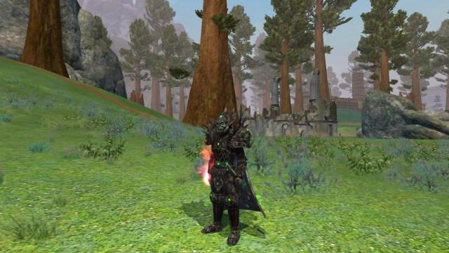 Everquest 2 Bloodsaber Corruptor's Plate