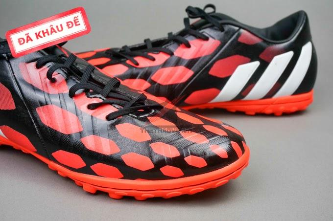 Bán buôn giày bóng đá Adidas Predator Tribal Đỏ Đen
