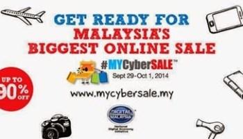 #MYCyberSALE