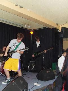 Rock am Schloss Warmup 2008