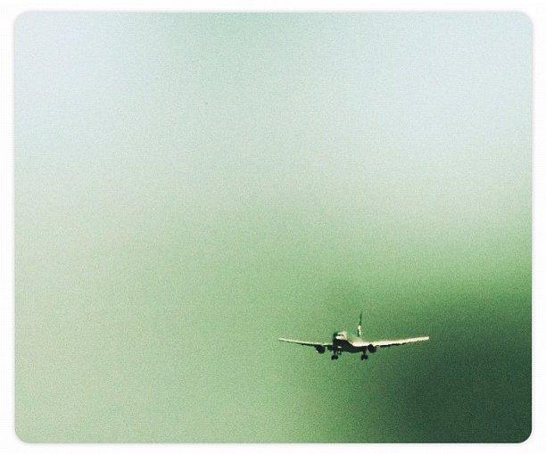 Avión en Ezeiza