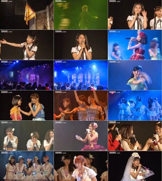 "(LIVE)(公演) SKE48 チームS ""制服の芽"" 佐藤実絵子・中西優香劇場最終公演 150322"