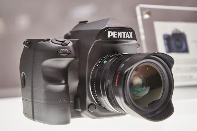 CP+2015 Pentax フルサイズ