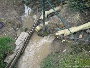 Tubos al Rio Salitre (Juan Amarillo)