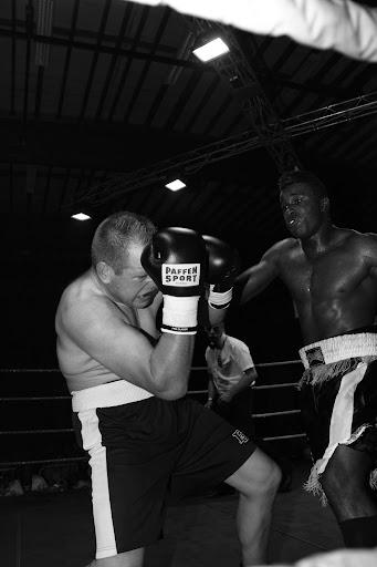 Yves Ngabu vs Christophe Dufaux