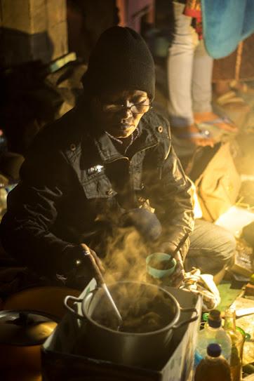 Penjual Jamu Tradisional