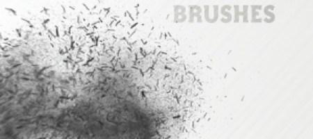 [Brushes整理]爆炸筆刷集-1