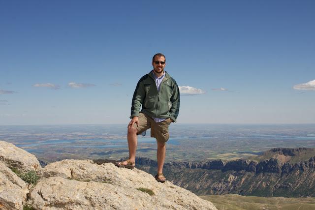 Me on Mount Nemrut